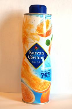 Karvan Cevitam Drink Syrup- Orange