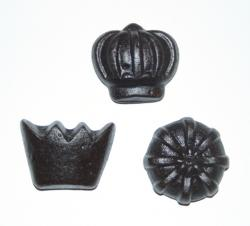 Classic Dutch Licorice- Crown Shapes