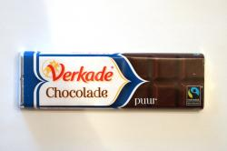 Verkade Dark Chocolate Bar