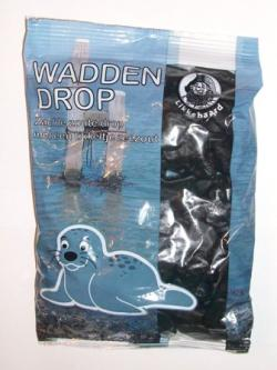 750g Wadden Drop (Sea Salt Licorice)