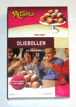 Oliebollen Mix