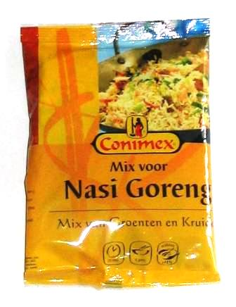 conimex nasi goreng mix instructions