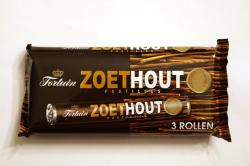Fortuin Zoet Hout Rolls- 3 Roll Pack