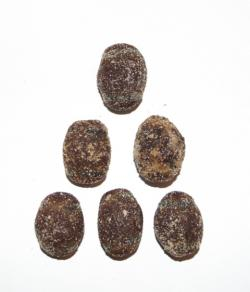 Finnish Salmiak Truffles