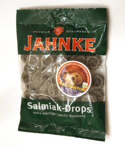Jahnke Salmiak-Drops