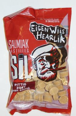 Fortuin SIL Salmiak Pastilles- 200g bag