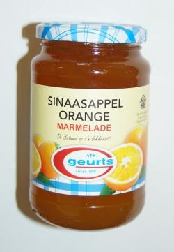 Geurts Orange Marmalade