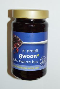 Gwoon Black Currant Jam