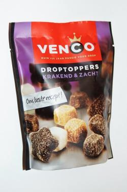 Droptoppers by Venco- Krakend & Zacht