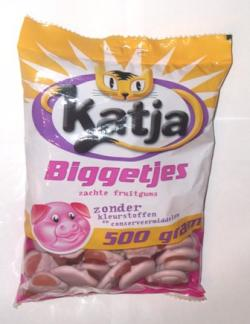 500g Katja Biggetjes