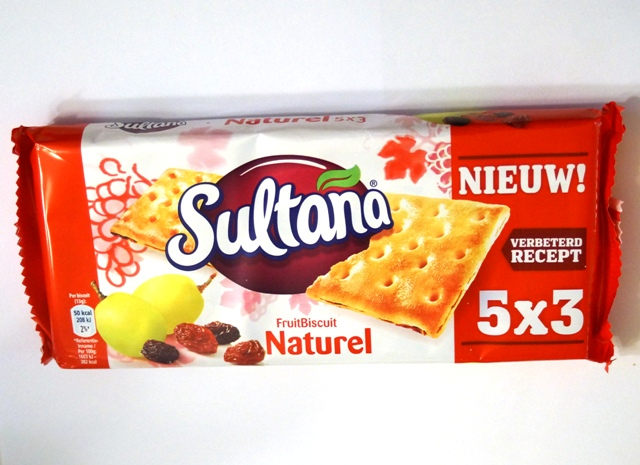 Sultana- Naturel- Dutch Sweets