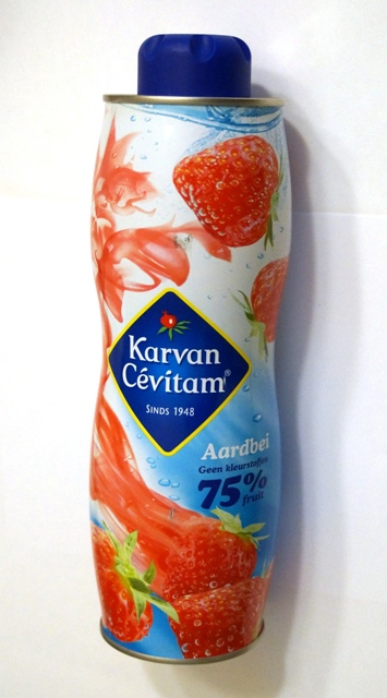Karvan Cevitam Drink Syrup- Strawberry