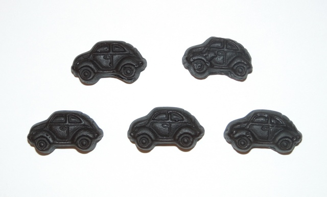 Classic Dutch Licorice Cars