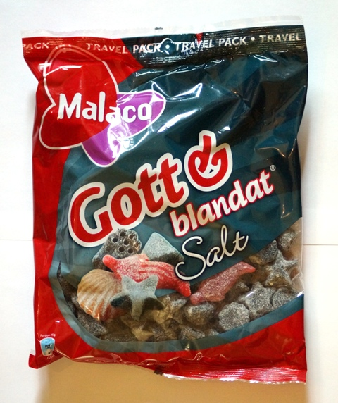 Malaco Gott and Blandat Salt