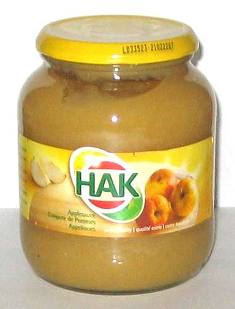 Appelmoes - Hak Dutch Applesauce