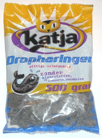 500g Haring Drop Licorice