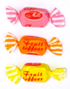 Dutch Fruit Toffees