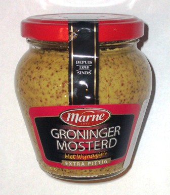 Marne Groninger Mosterd (Grained Mustard)