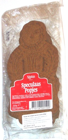 Speculaas Popjes