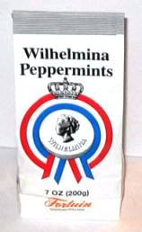 Wilhelmina Peppermints- 7 oz bag